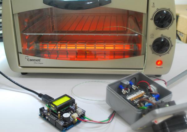 Reflow Oven Controller Setup