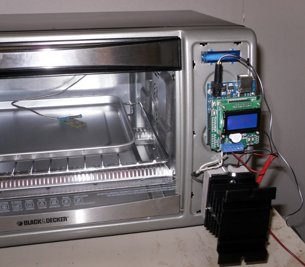 Oven turkey roasting in temperature