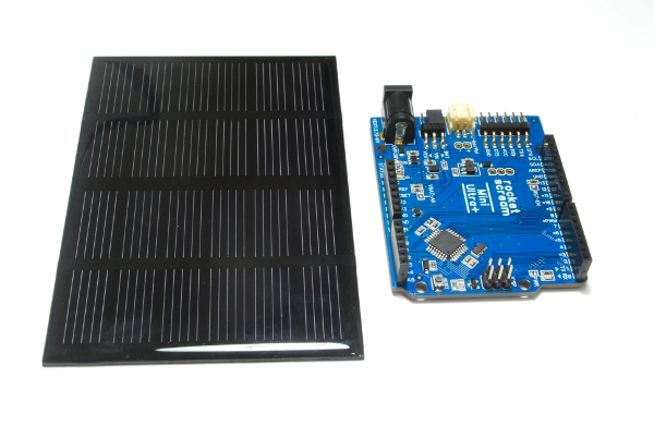 Mini Ultra Plus With Solar Panel