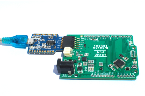 Uploading Sketches to Arduino Board