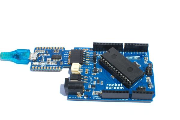 NXP ARM LPC Bootloading