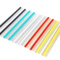 Colorful-1x40 Header - Bundle of 10