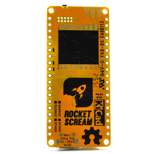 From diptrace to kicad rocket scream