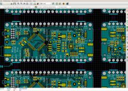 KiCad PCB New