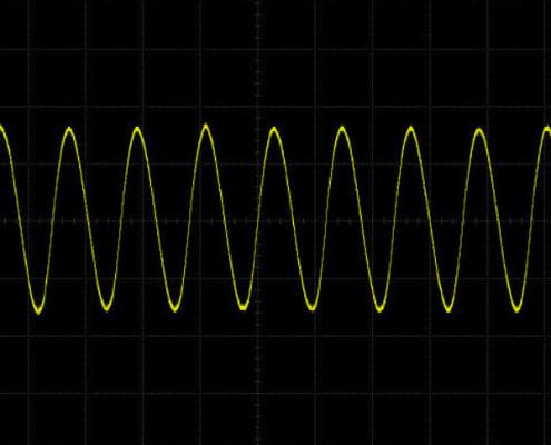 Sinusoidal Output