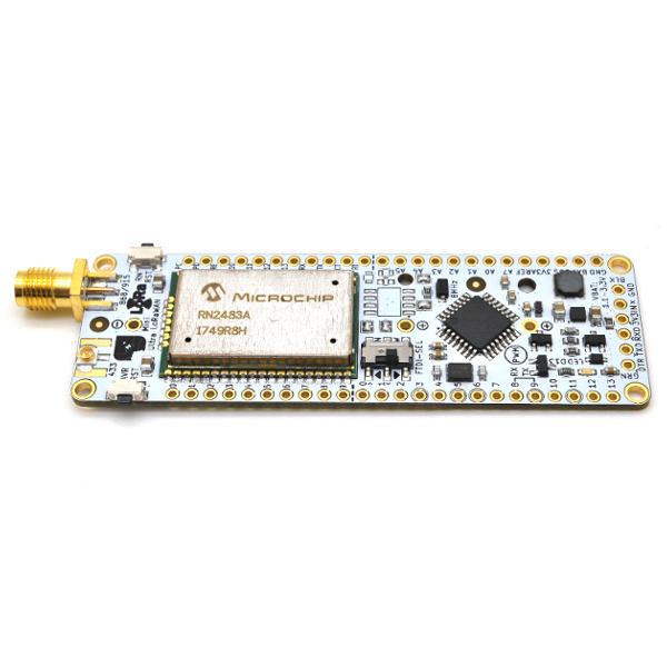 Single Cell Arduino Compatible LoRaWAN Low Power Node – Rocket Scream