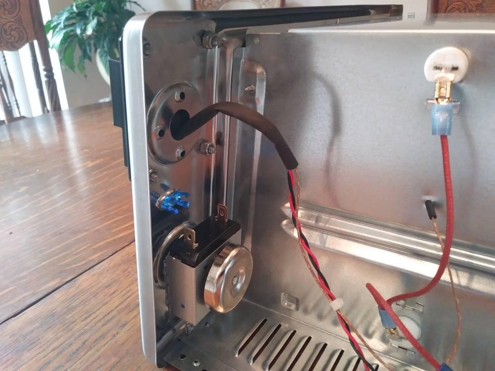 Internal Oven Wiring