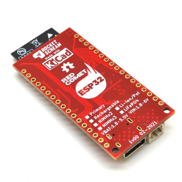 Red Comet ESP32